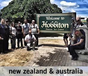 new Zeland Austirilia